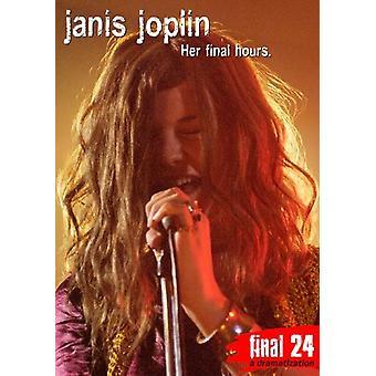 Janis Joplin - Final 24: Herfinal Hours [DVD] USA import