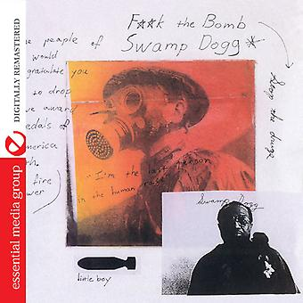 Swamp Dogg - Best of 25 Years Sumpf Hund: oder F**K Bombe stoppen [CD] USA importieren
