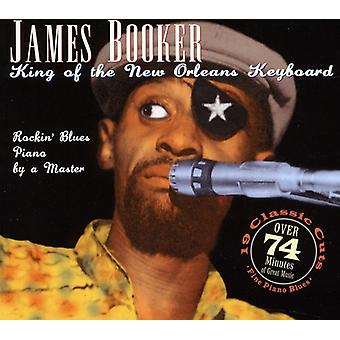 James Booker - King of the New Orleans Keyboard [CD] USA import