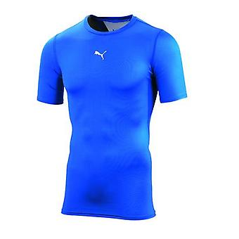 PUMA core bodywear short sleeve t-shirt [royal blue]