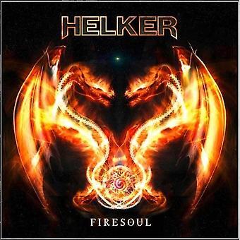 Helker - Firesoul [CD] USA import