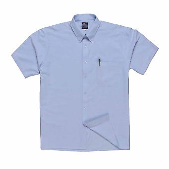 Portwest - Oxford Business einheitlichen Stil Kurzarm Taste Up Shirt