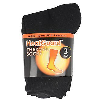 Meias de senhoras Heatguard térmica com lã estilo - SK262