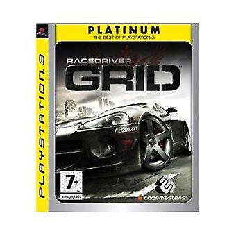 Race Driver GRID - Platinum Edition (PS3) - Usine scellée