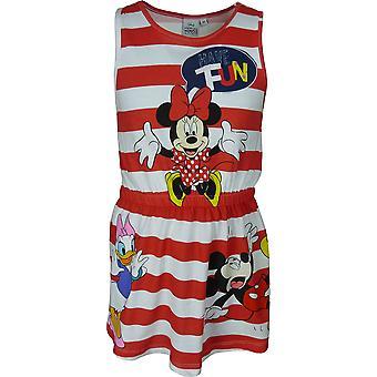 Disney Minnie Mouse ragazze estate abito senza maniche