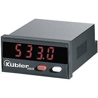 Kübler CODIX 533 Being Codix 533 0 - 12 V/DC/0 - 24 mA