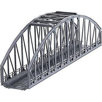 Märklin 074636 H0 Arched bridge 1-rail H0 Märklin C (incl. track bed) (L x W x H) 360 x 64 x 117 mm