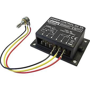Kemo M171 Power controller Component 9 V DC, 12 V DC, 24 V DC