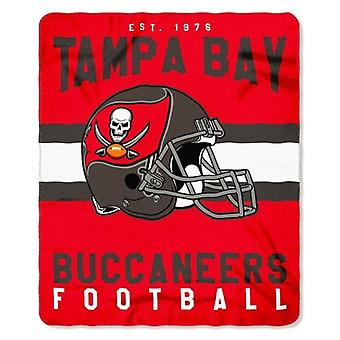 Tampa Bay Buccaneers NFL Northwest Team Stripe fleece hodiť