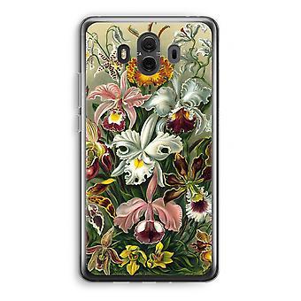 Huawei Mate 10 caso transparente (Soft) - a orquídea de Haeckel