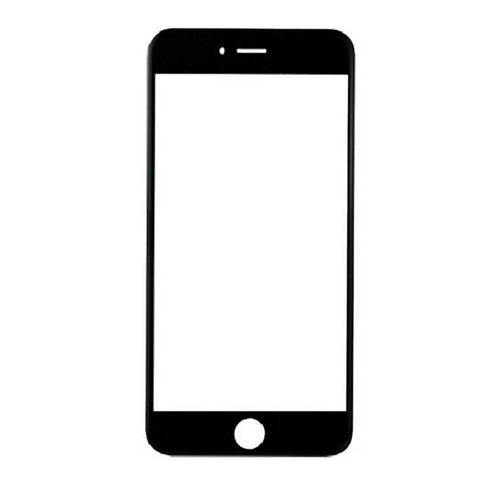 Stuff Certified® iPhone 7 Plus AAA + Quality Front Glass - Black