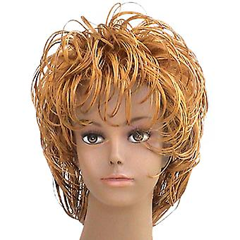 Fashion women short straight E 3328 professional wig