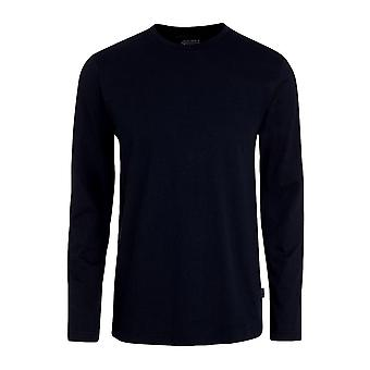 Jockey USA originale Langarm-Shirt - Navy