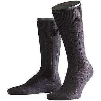 Falke Anthra Lhasa sokken - grijs