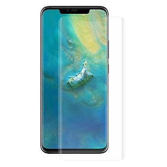 Pour Huawei mate 20 Pro 4 d 0,3 mm H9 gâché verre transparent feuille incurvée gaine de protection nouvelle