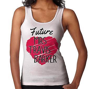 Gilet donna futuro onorevole Travis Barker