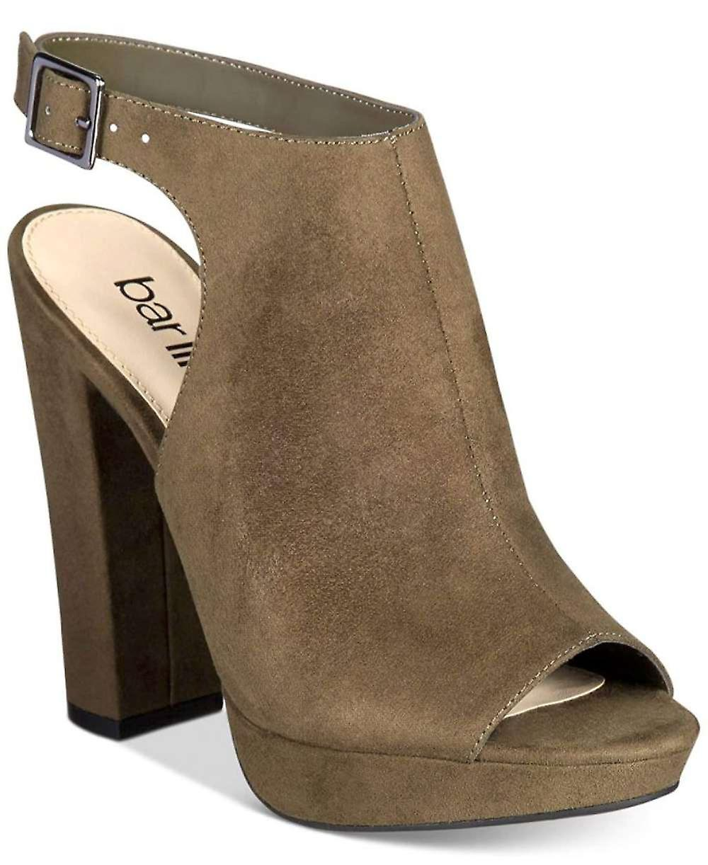 Bar Iii Womens Nicola Open Toe Occasionnels Ankle Strap Sandals