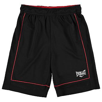 EVERLAST bambini basket Pantaloncini Junior Boys con elastico in vita Sport Bottoms