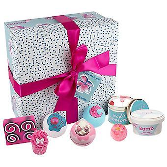 Bomb Cosmetics Pamper Hamper Boîte cadeau