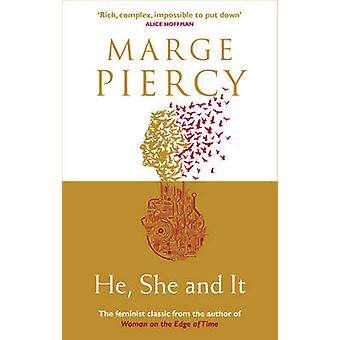 He - She and it by Marge Piercy - 9781785033797 Book