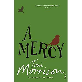 En nåd av Toni Morrison - 9780099502548 bok