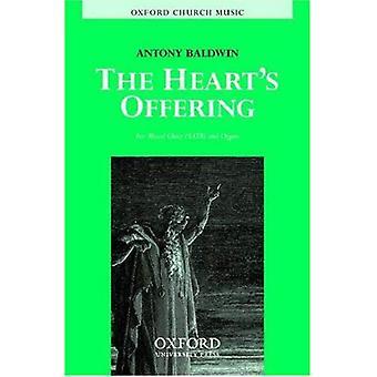 Ofrenda del corazón: partitura Vocal