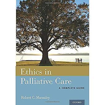 Etica nelle cure palliative