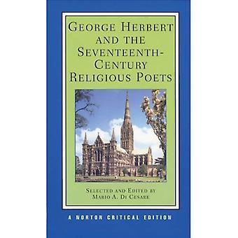George Herbert og syttende århundrede religiøse digtere; Autoritative tekster kritik
