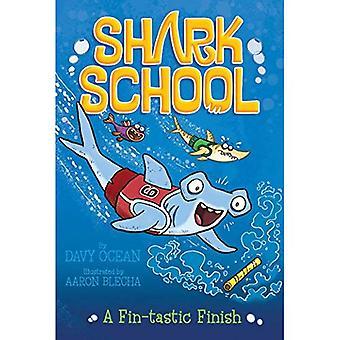 Un fini Fin-tastique (école de requin)