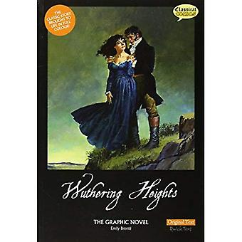 Wuthering Heights: The Graphic Novel. Emily Bront