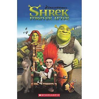 Shrek Forever After + Audio CD (Popcorn Readers)