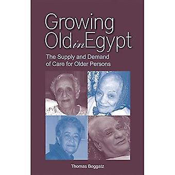 Invecchiare in Egitto: domanda e offerta di cura per persone anziane