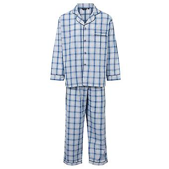 Campion Mens Polycotton Lung pijama Lounge Wear Set