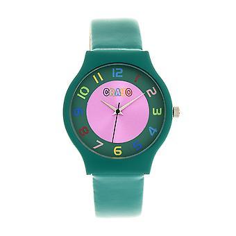 Crayo Jubileu unisex Watch-Teal