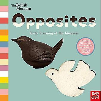 British Museum: Tegengestelden (leren op jonge leeftijd in het Museum) [Board boek]