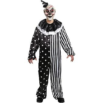 Mort le Costume adulte Clown