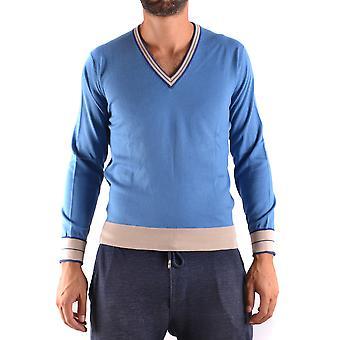 Ballantyne Ezbc099022 Men's Blauwe Katoentrui