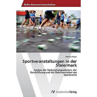 Sportveranstaltungen in der Steiermark by Steyer Monika