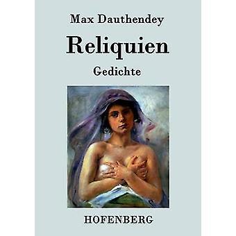Reliquien by Max Dauthendey