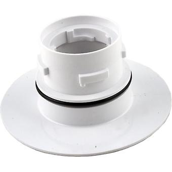A&A 522212 Adapter for Turbo to Quikclean - White