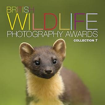 British Wildlife Photography Awards - Collection 7 - 9780749578350 Book