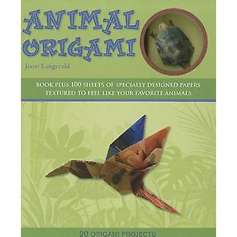Animal Origami by Joost Langeveld - 9781607102793 Book