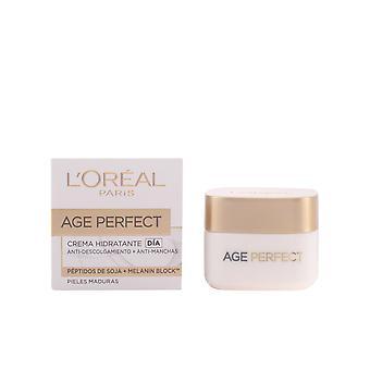 L'Oreal leeftijd make-up Perfect Crema Día 50 Ml voor vrouwen