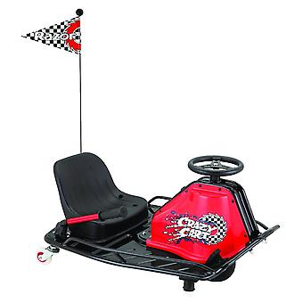 Razor Crazy Cart  24V Electric Drifting Go Kart Ages 9 Years+