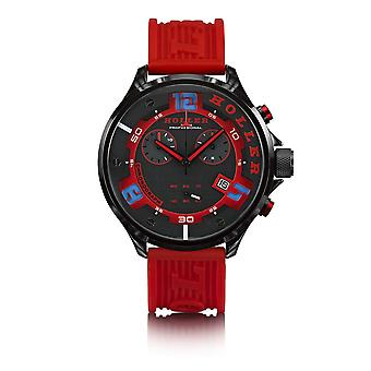 Holler Stax Chrono Red Watch HLW2454-2