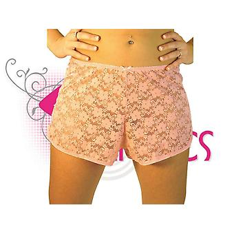 Nancies Bielizna Swiss Lace Shorty Majtki (981)