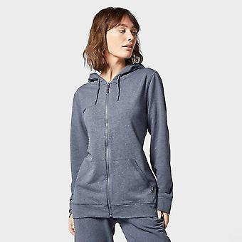 New Hi Tec Women's Tula Full Zip Hoodie Navy