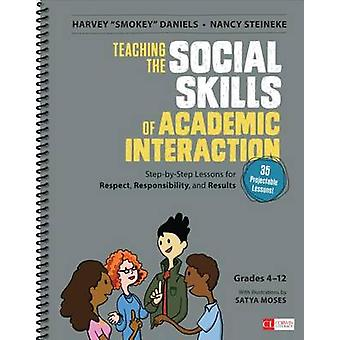 Teaching the Social Skills of Academic Interaction Grades 4