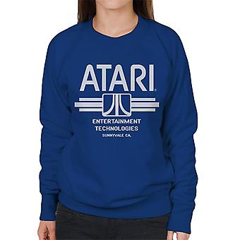 Atari Entertainment Technologies Women's Sweatshirt