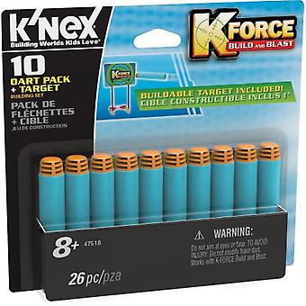 K'nex Kforce Darts Pack 10 Units (Babies and Children , Toys , Constructions)
